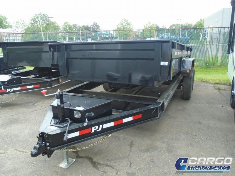 2020 PJ Trailers DL 83 x 16 Dump