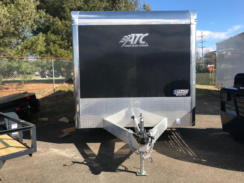 2020 Aluminum Trailer Company QSTAB8524+0-2T5.2K Car / Racing Trailer