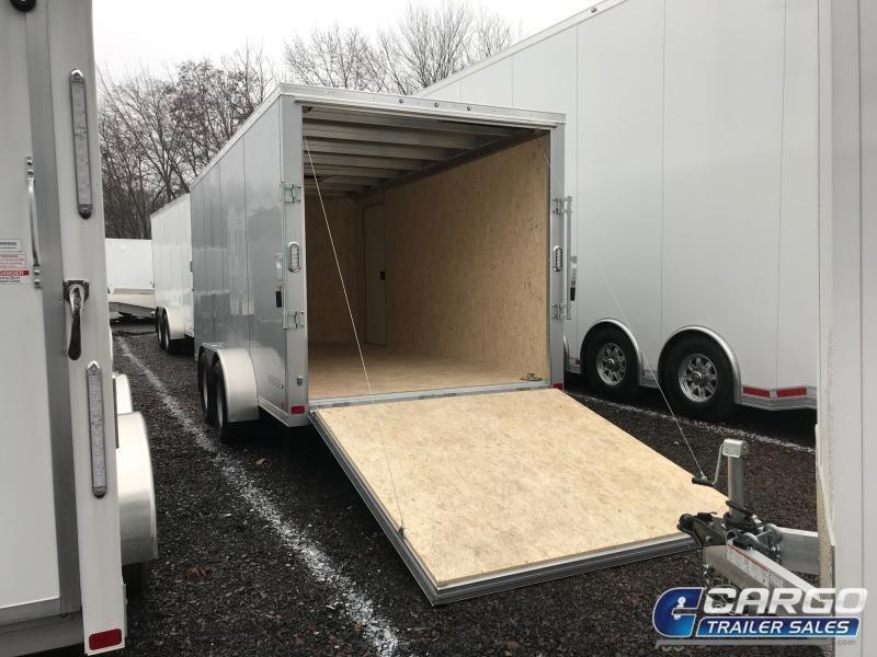 2020 Aluminum Trailer Company RAVSB7016+0-2S3.5K Enclosed Cargo Trailer