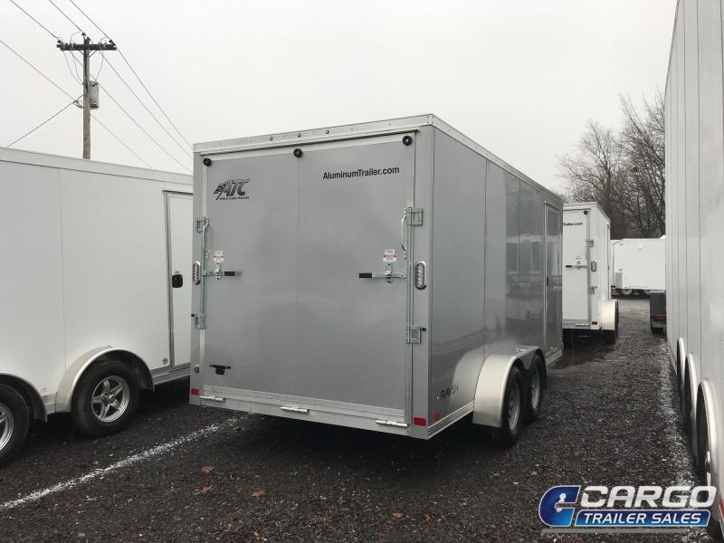 2020 Aluminum Trailer Company RAVSB7016+0-2S3.5K Enclosed Cargo Trailer