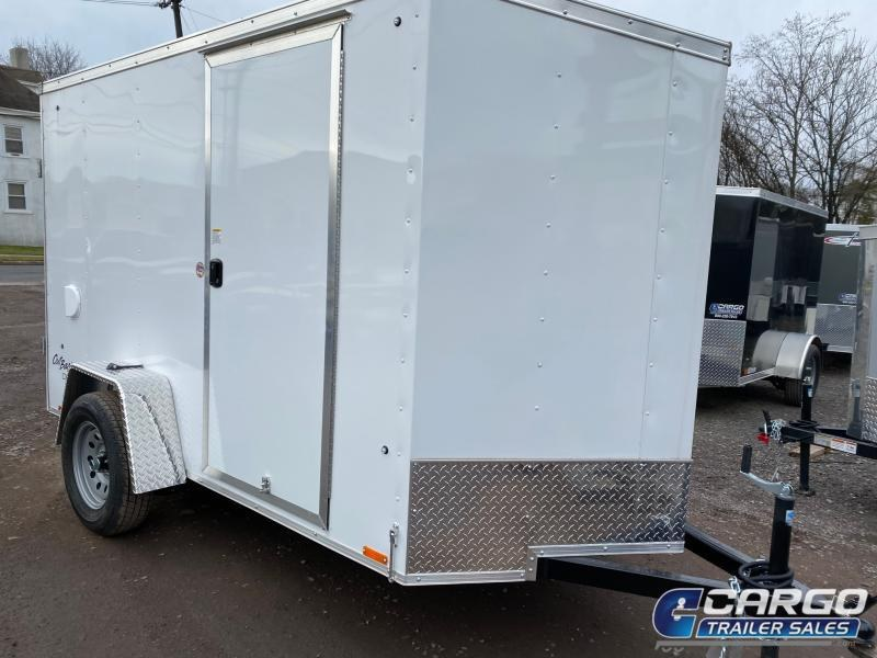 2020 Pace American OB5x10 Enclosed Cargo Trailer