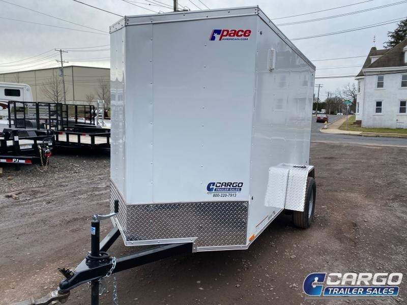 2020 Pace American OB5x10 Other Trailer