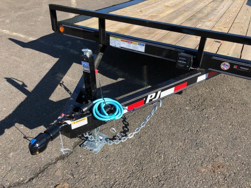 2020 PJ Trailers B5 Car Hauler 7k Car / Racing Trailer