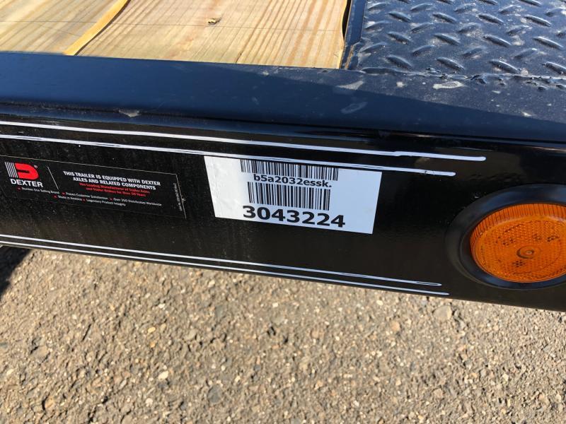 2020 PJ Trailers B5 Car Hauler Car / Racing Trailer