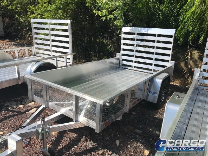 2020 Sport Haven AUT510DS Utility Trailer