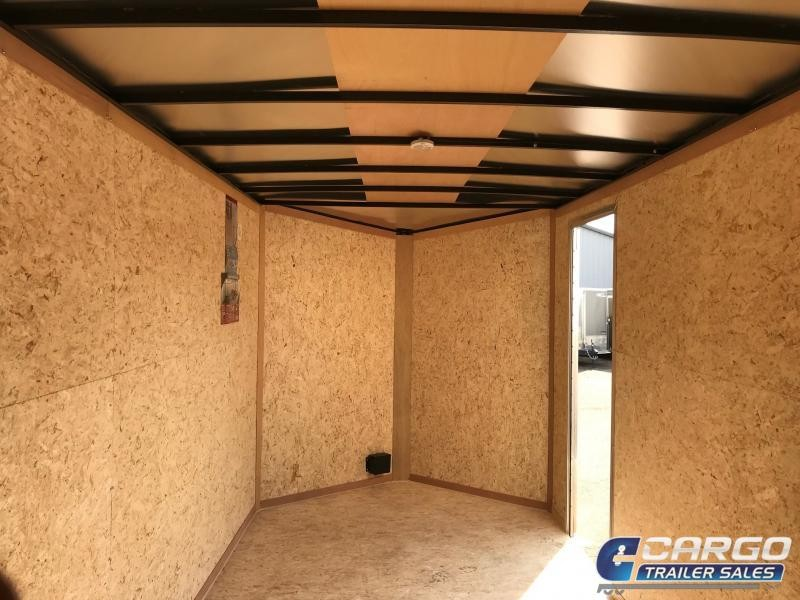 2021 Pace American JV 7X16+2 Enclosed Cargo Trailer