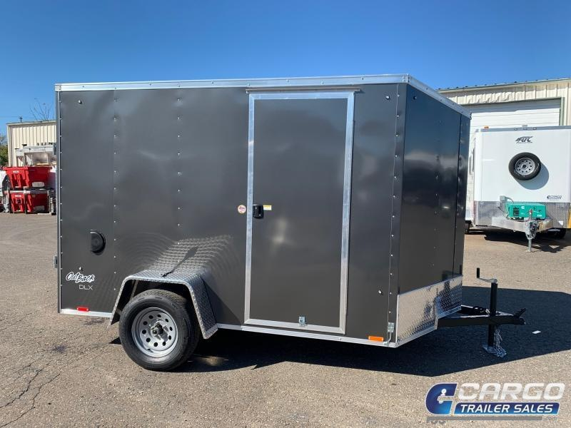 2020 Pace American OB 6X10 Enclosed Cargo Trailer