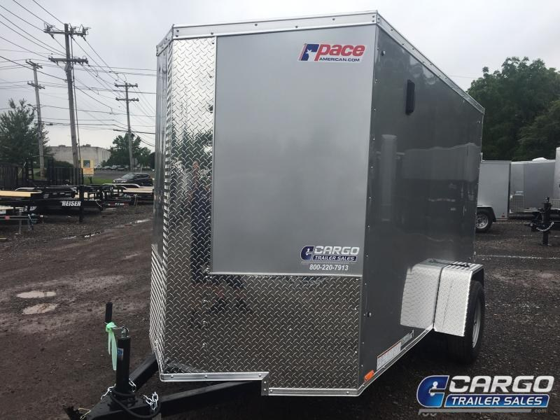 2021 Pace American JV510 Enclosed Cargo Trailer