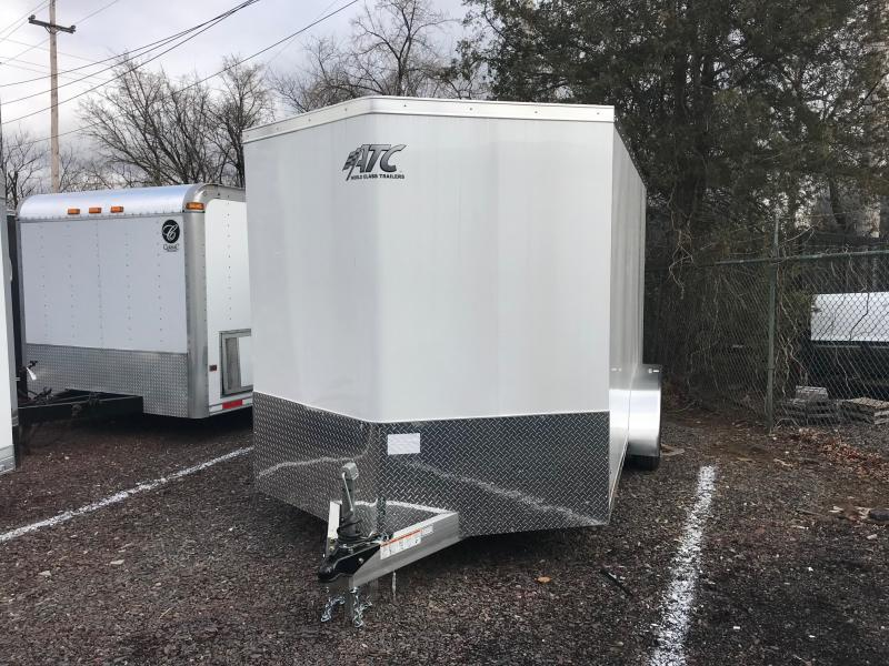 2020 Aluminum Trailer Company RAVSB7014+2-2S3.5K Enclosed Cargo Trailer