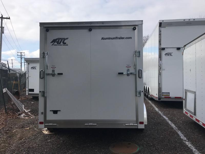 2020 Aluminum Trailer Company RAVSB7014+2-2S3.5K Enclosed Cargo Trailer