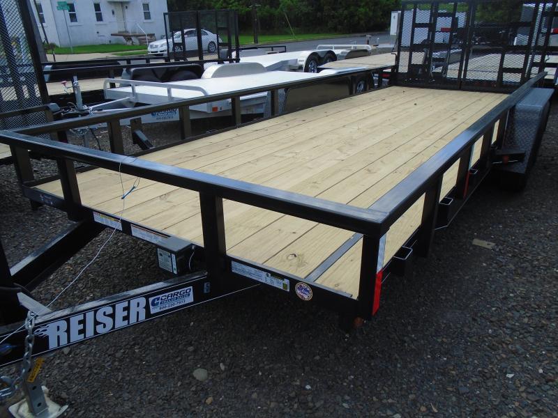 2020 Reiser Trailers L208210K Utility Trailer