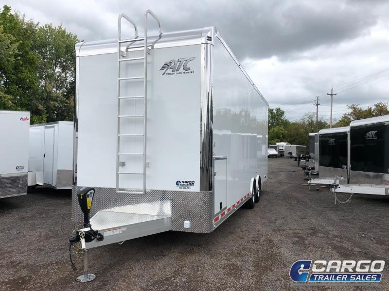 2020 Aluminum Trailer Company SPCAB8528+0-2T7.0K Car / Racing Trailer