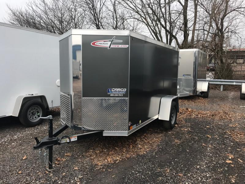 2020 Cross Trailers 510SA Enclosed Cargo Trailer