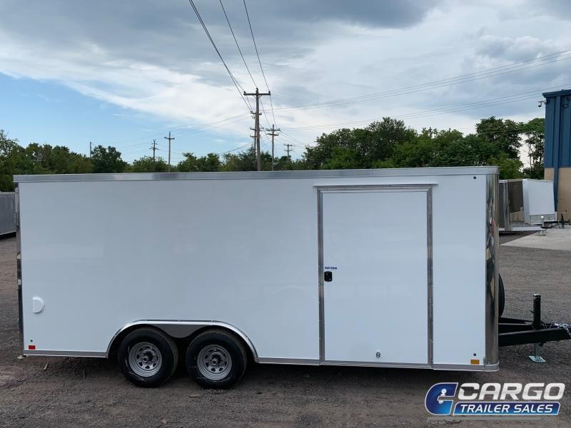 2020 Cross Trailers 818TA Enclosed Cargo Trailer