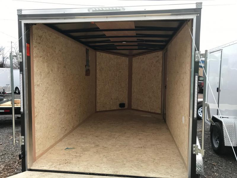 2020 Pace American JV712 Enclosed Cargo Trailer