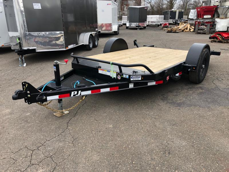 2020 PJ Trailers SA HD 13 Tilt Equipment Trailer