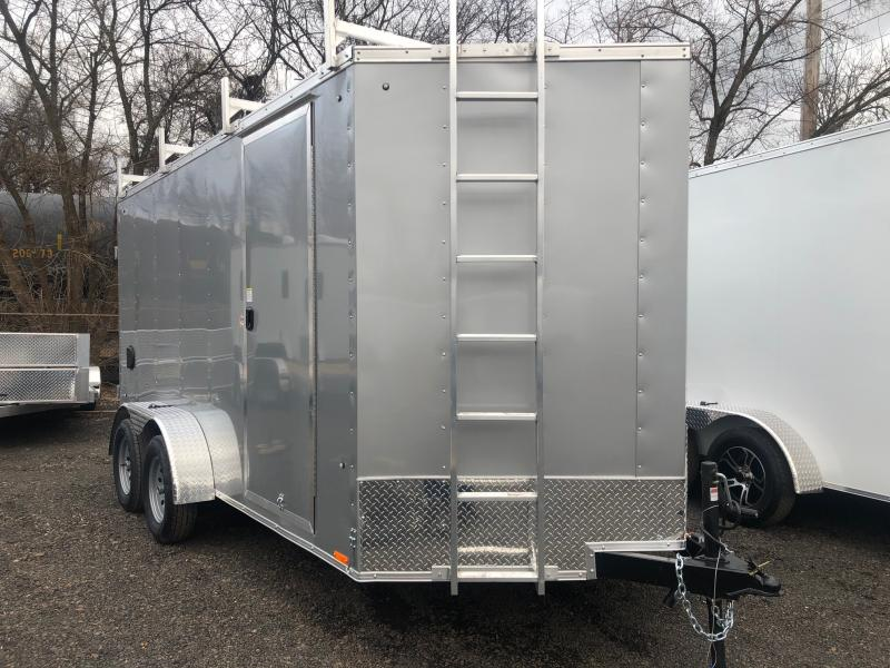 2021 Pace American OB 714 TE2 DLX Other Trailer