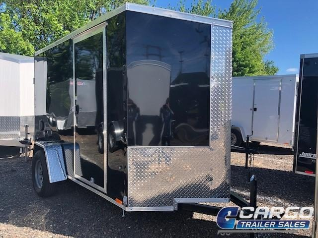 2020 Pace American JV5x8 Enclosed Cargo Trailer