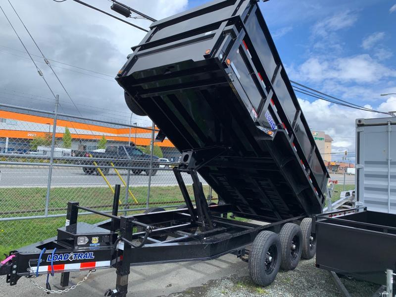 2020 Load Trail 7x16  21k Dump Trailer