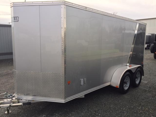 2014 E-Z Hauler EZEC6x14TA-IF Enclosed Cargo Trailer