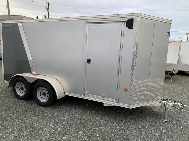 2014 E-Z Hauler EZEC6x14TA-IF Enclosed Cargo Trailer