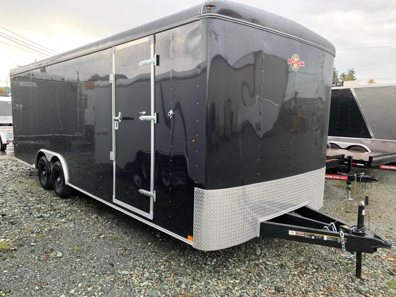2020 Carry-On 8.5X24 10K Car / Racing Trailer