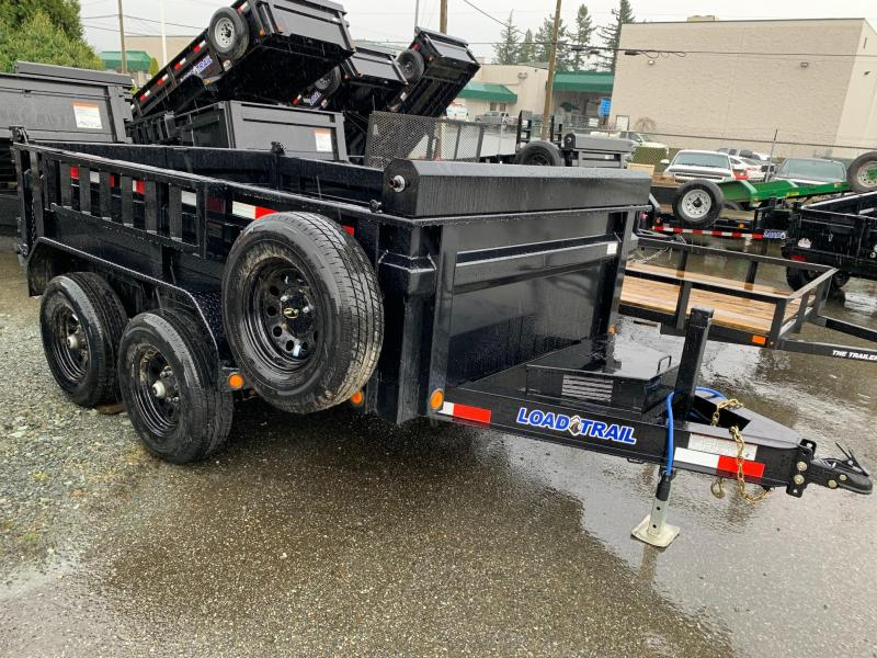 2019 Load Trail 5x10 10K Dump Trailer