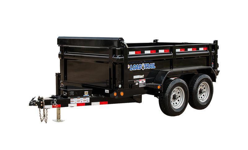 2019 Load Trail DT10 DT6010052 10K Dump Trailer