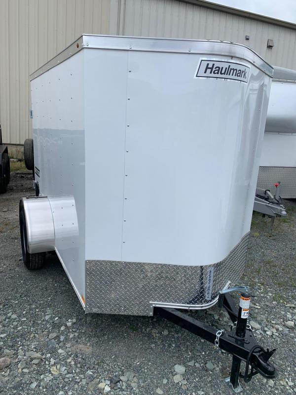 2020 Haulmark PASSPORT 5X8 RAMP Enclosed Cargo Trailer