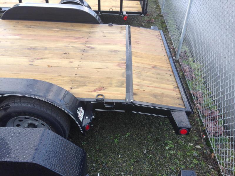 2020 Load Trail CH10 Carhauler 83 x 20 Flatbed Trailer