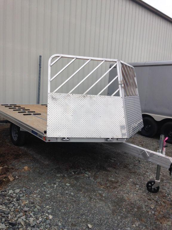 2019 Mission DRIVE ON/OFF MFS101x12LV Snowmobile Trailer