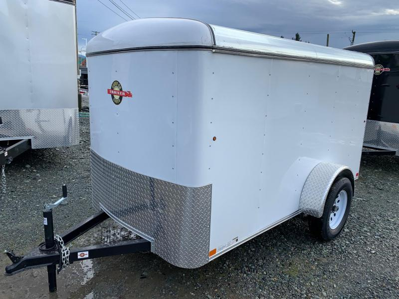 2020 Carry-On 5X10 BARN DOOR Enclosed Cargo Trailer