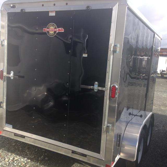 2020 Carry-On 7X14 UTV Ramp Enclosed Cargo Trailer