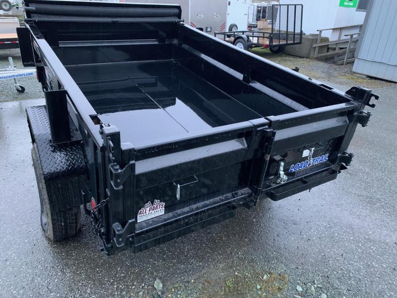 2019 Load Trail 5x8 5K SINGLE AXLE Dump Trailer