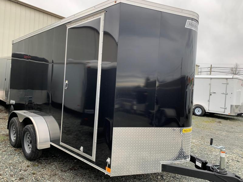 2020 Haulmark TRANSPORT 7X14 W/RAMP Enclosed Cargo Trailer