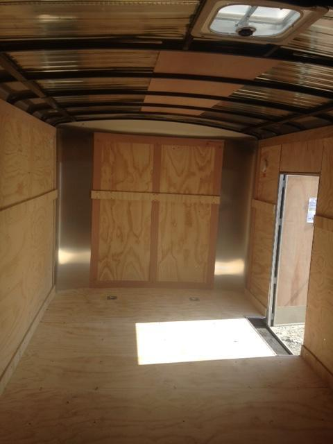 2020 Carry-On 8.5X22CGR Enclosed Cargo Trailer