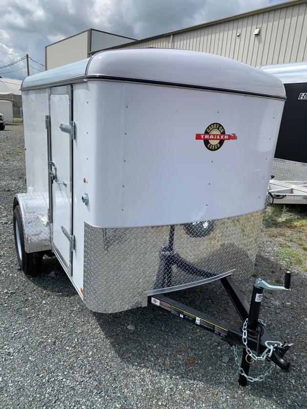 2019 Carry-On 5X8 BARN DOOR Enclosed Cargo Trailer