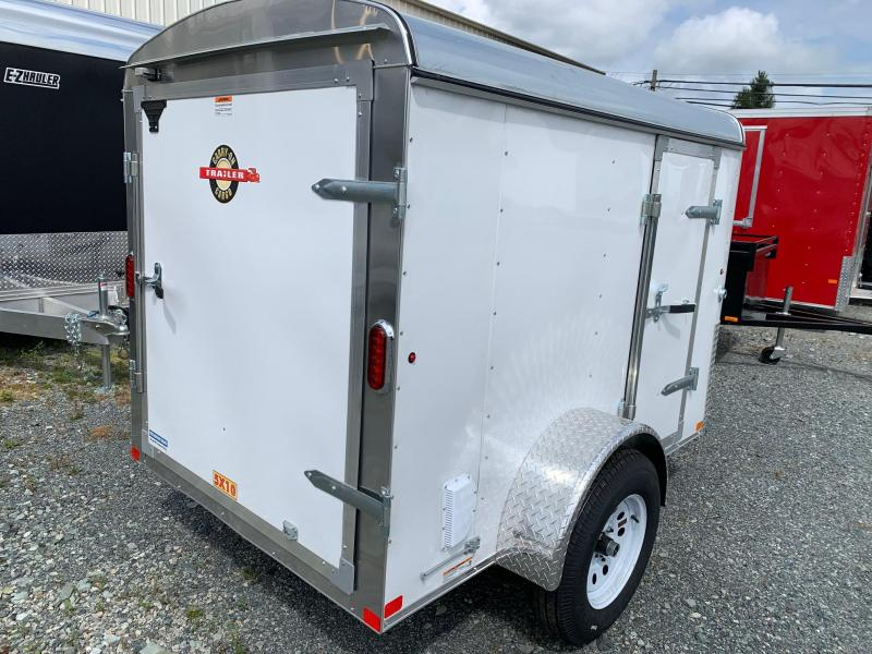 2019 Carry-On 5X8 BARN DOOR Enclosed Cargo Trailer