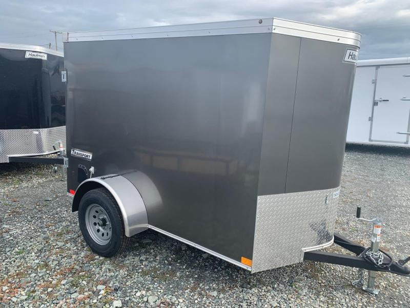 2020 Haulmark 5X8 BARN DOOR TRANSPORT Enclosed Cargo Trailer