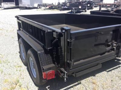2019 Carry-On 5X10 7K Dump Trailer