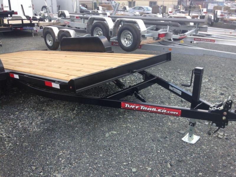2020 Tuff Trailer 7 x 16 7K Tilt Equipment / Car Trailer