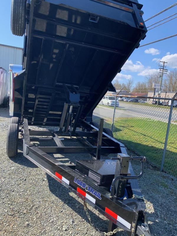 2020 Load Trail 7x14 14000# Dump Trailer