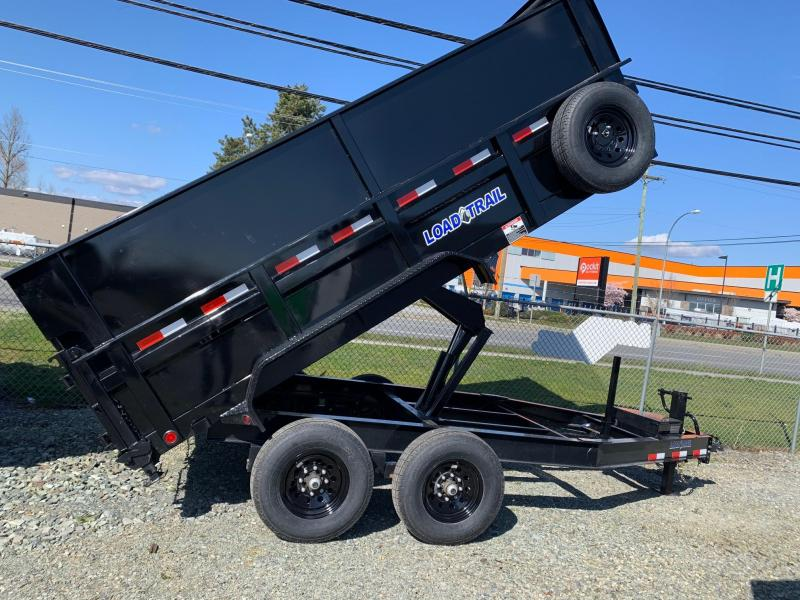 2020 Load Trail 7x14 14000# Dump Trailer