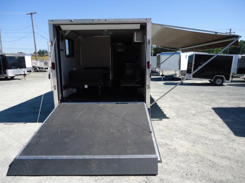 2020 Mission Park and Play 8.5 x 18 Toy Hauler