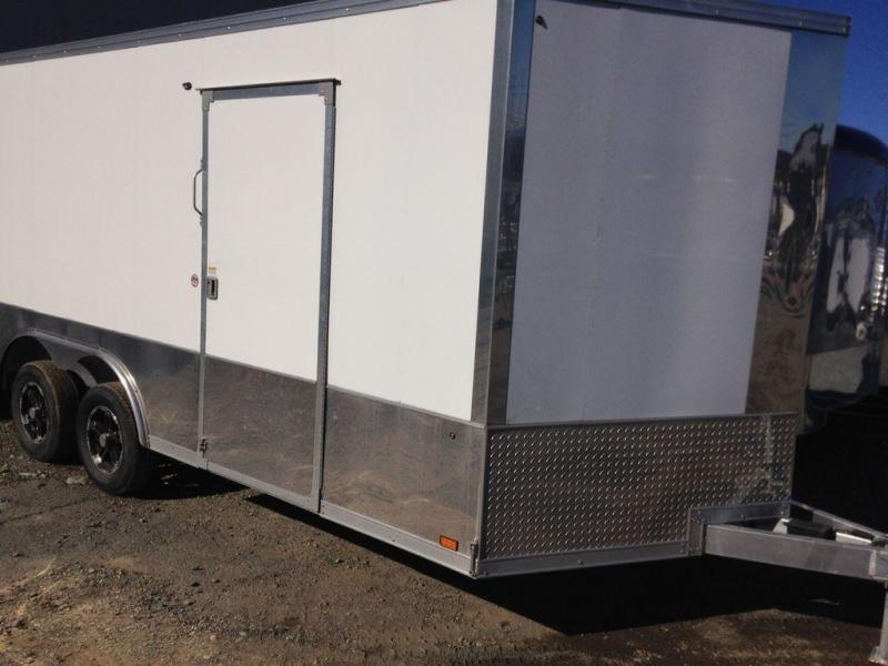 2020 Look Trailers AEPCH8.5X18 Car Trailer