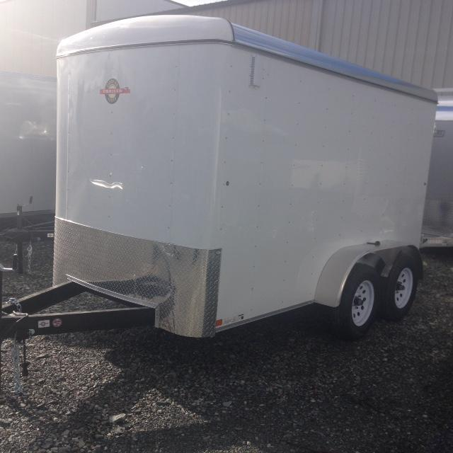 2020 Carry-On 6X12 TANDEM RAMP Enclosed Cargo Trailer