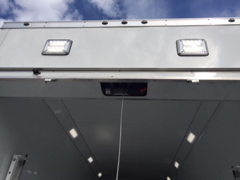 2019 Haulmark ALX Stacker HARS85X24WR5 Stacker