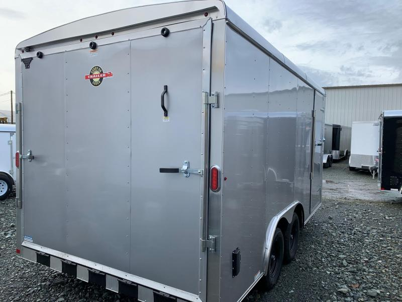 2020 Carry-On 8.5X16 Ramp Enclosed Cargo Trailer