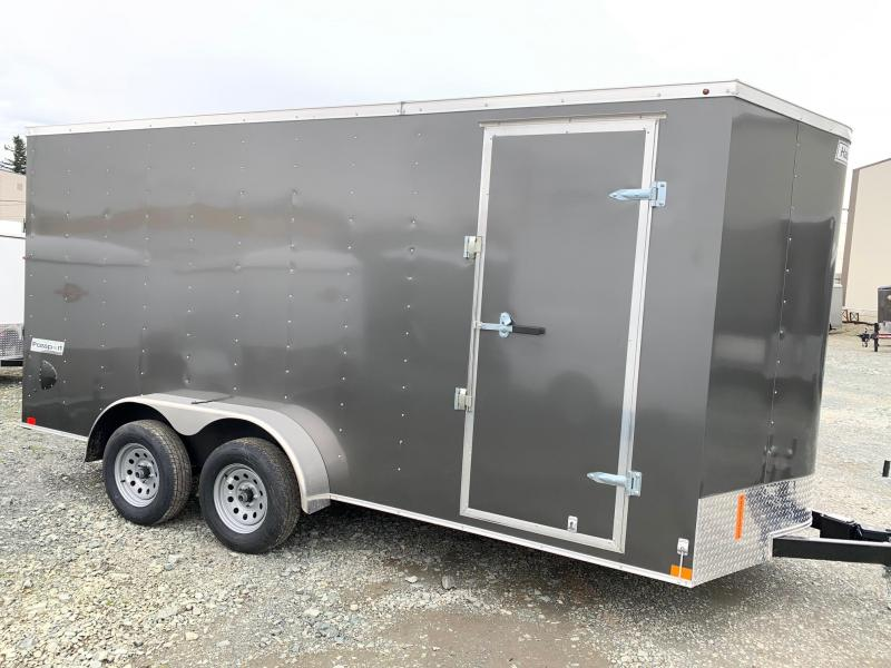 2020 Haulmark Passport 7x16 Ramp Enclosed Cargo Trailer
