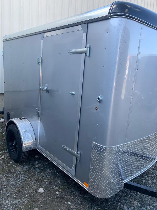2020 Carry-On 6X10 Barn Door Enclosed Cargo Trailer